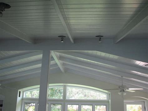 painted tongue and groove ceiling hello stripes recipe chicken