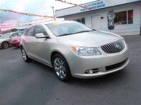 buy buick lacrosse buy used 2013 buick lacrosse leather in 911 s 3rd st