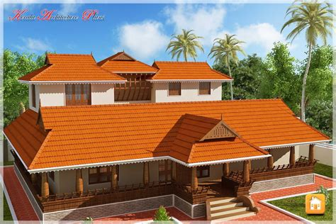 kerala traditional style house plans studio design