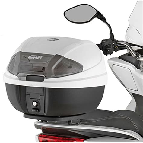 Box Moto Givi Plus Breket support top givi scooter monolock bagagerie scooter