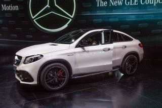 2016 mercedes amg gle63 s coupe 4matic: 2015 detroit auto