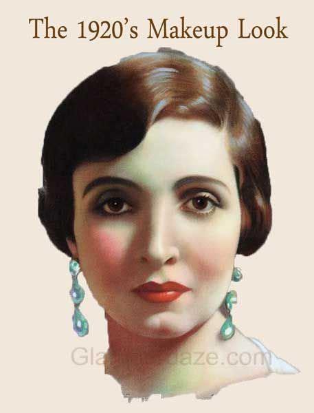 hair and makeup in the 1920s 1920 s hair and makeup history mugeek vidalondon