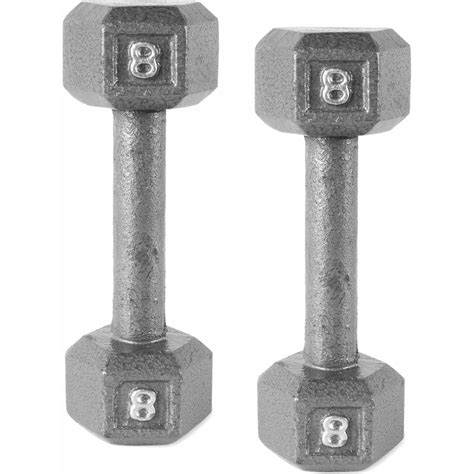 Dumbbell Iron Cap Barbell Cast Iron Dumbbell Pair