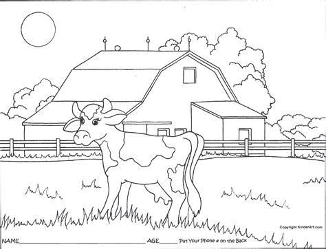 free coloring pages of fair weather