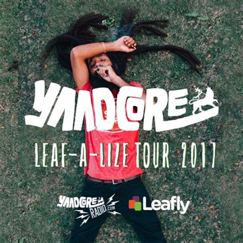 Sweepstakes Marketing - enter to win two free tickets to a stop on yaadcore s 2017 leaf a lize tour leafly