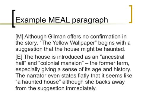 Description Of A Haunted House Essay by Description Of A Haunted House Essay