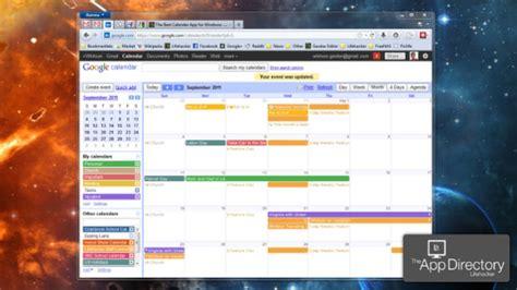 Calendar App For Windows The Best Calendar App For Windows