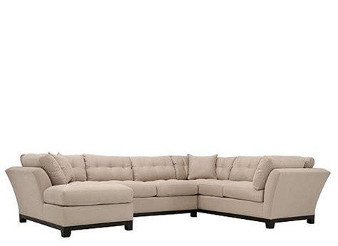 cindy crawford metropolis microfiber sofa cindy crawford metropolis 3 pc microfiber sectional sofa
