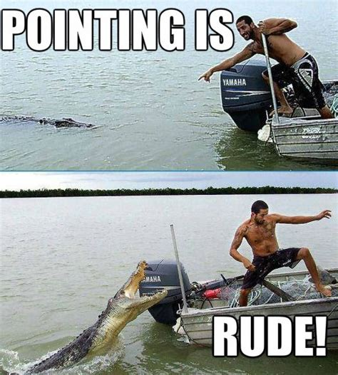Rude Finger Meme - funny pictures pointing is rude imglulz