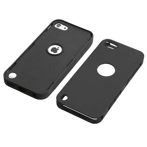 funda ipod touch 5 funda protector mixto apple ipod touch 5g negro