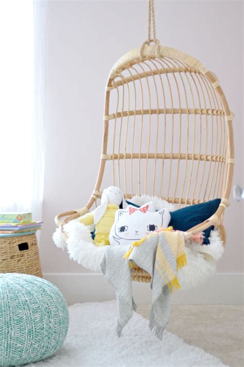 hanging chair for kids bedroom best 25 pink girl rooms ideas on pinterest pink girls