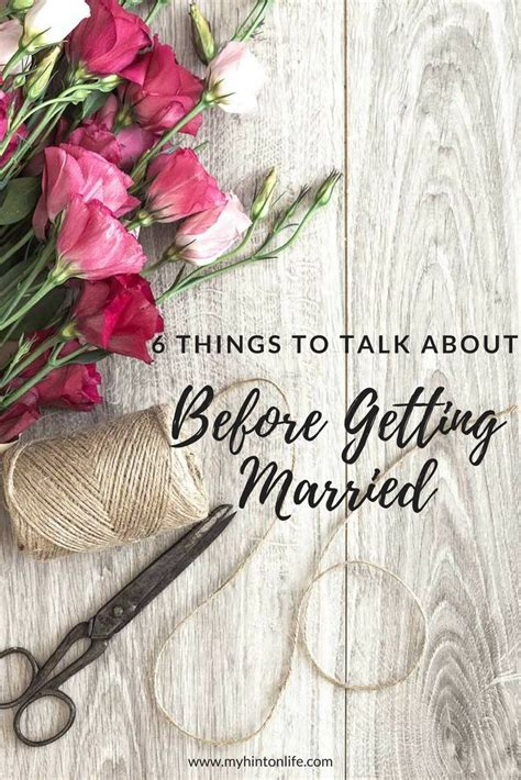 Things You Should Talk About Before Marriage by 728 Best Marriage Images On Marriage Advice
