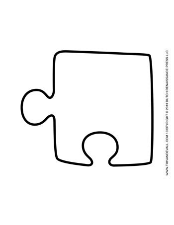 puzzle piece template 2 tim s printables