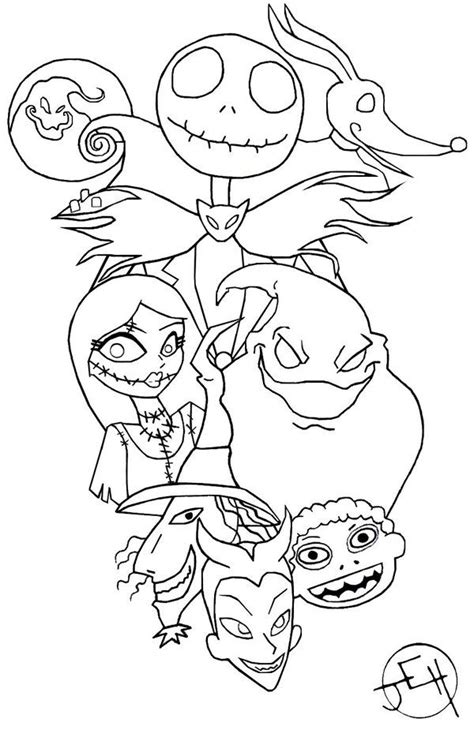 tim burton coloring pages  printable coloring pages
