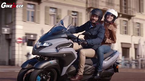 yamaha tricity    move  town youtube
