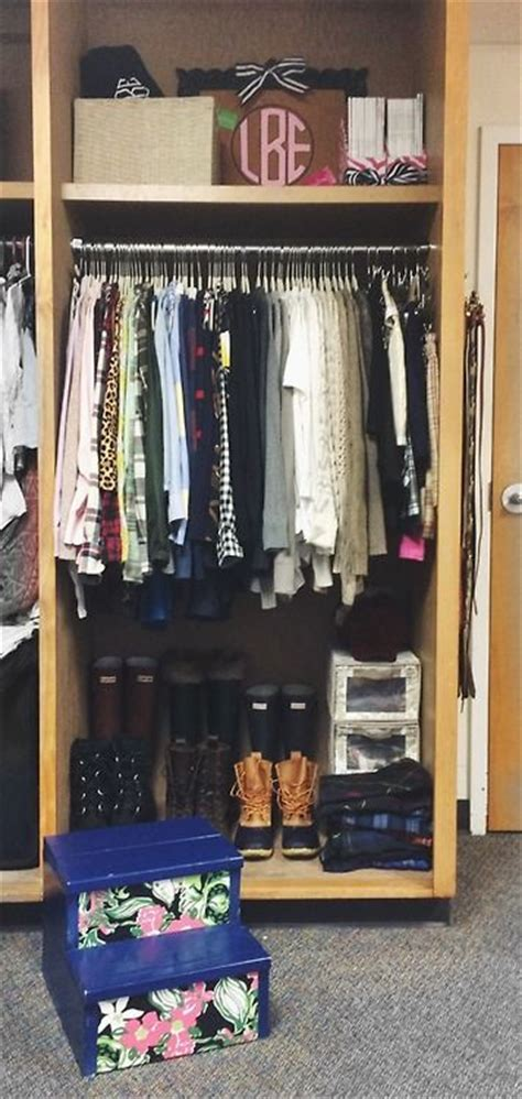 College Closet Organizers by Wishinyouthelillylife Officially Done Unpacking The