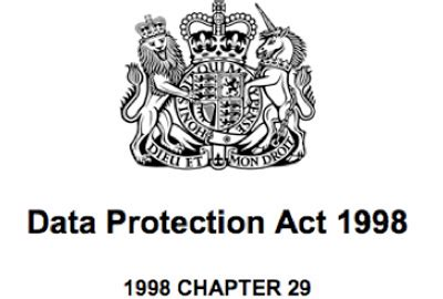 data protection act section 10 third sector latest voluntary sector news and jobs