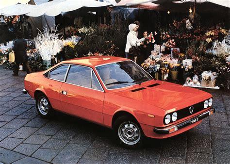 Lancia Sedan Lancia Beta Coup 233 1300