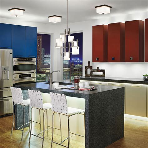 Lighting A Kitchen Kitchen Lighting Gallery From Kichler