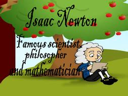 isaac newton biography for students presentation introducing children to isaac newton by