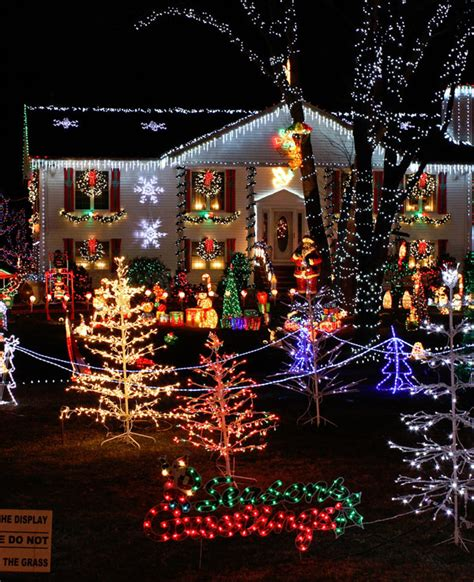 safe christmas lights outdoor and in door safety tips on the house