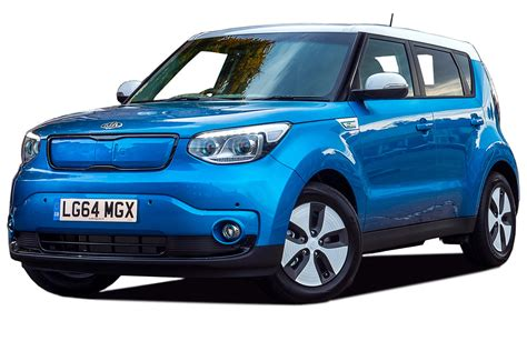 Kia Soul Car Kia Soul Ev Hatchback Review Carbuyer
