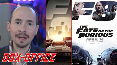 fast and furious box office fast and furious 8 record au box office youtube