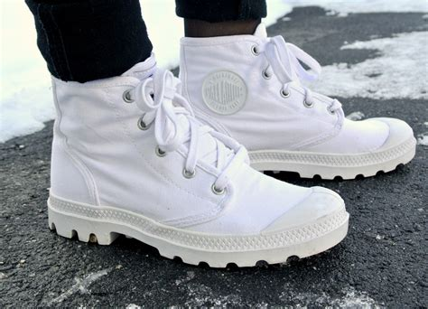 cincin black white paladium pure white palladium boots sherri on matti s pinterest