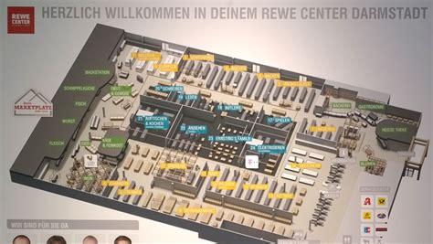 Friseur In Darmstadt Zweiter Pilotmarkt In Darmstadt Rewe Und Die Grenzen Des