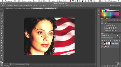 photoshop cs3 refine edge tutorial adobe photoshop cs6 tutorial working with refine edge