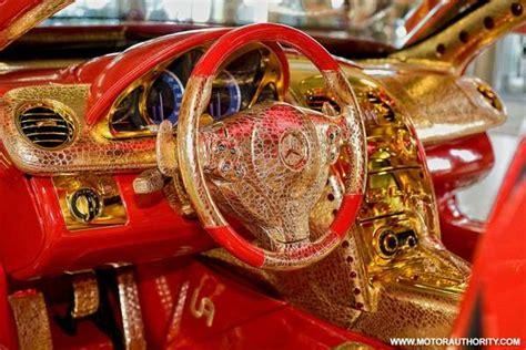 ruby supercars  million mclaren boasts crimson