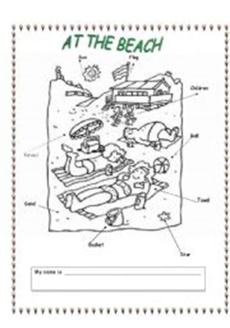 printable beach activity sheets english worksheets beach worksheets page 14