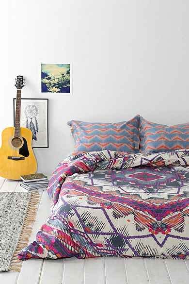 urban comforters magical thinking mountain medallion duvet cover