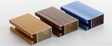Wooden Sash Windows Anodized Aluminium Profile Professional Aluminium