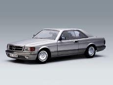 mercedes benz s class 1990 wheel & tire sizes, pcd