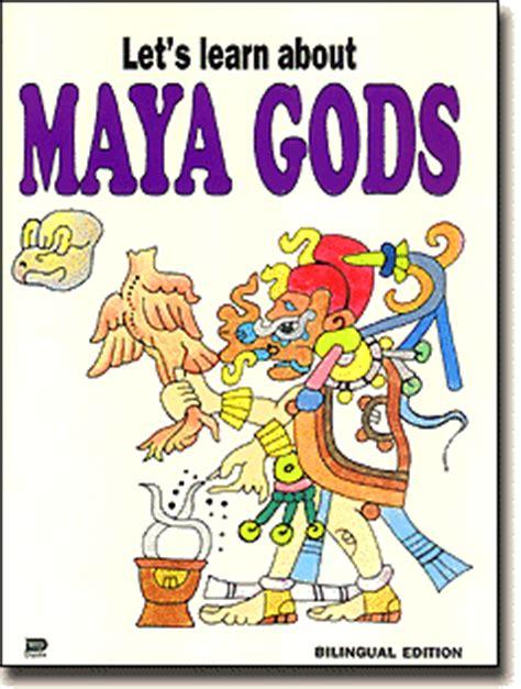 libro who let the gods aprendamos de los dioses mayas espa 241 ol ingles centro