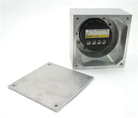 crank pulse generator in aluminum