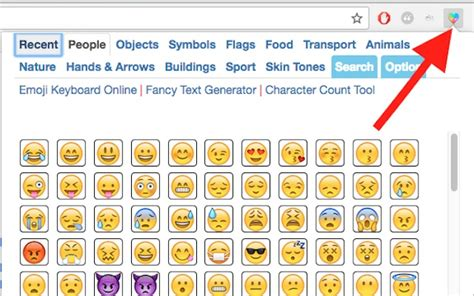 emoji themes for google chrome kini google chrome desktop punya shortcut emoji lemoot