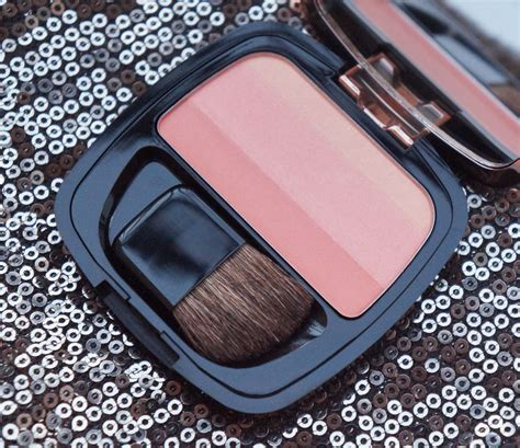 Loreal Lucent Blush Pemerah Pipi Blush On l oreal lucent magique blush sunset glow review swatches bows makeup