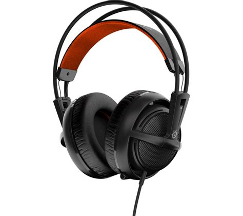 Headset Steelseries buy steelseries siberia 200 gaming headset free delivery currys