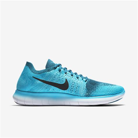 Nike Zoom Flyknit 2017 Mens Premium Qty nike free rn flyknit 2017 blue lagoon legend blue polarised blue platinum mens shoes uk cheap