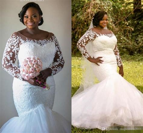 Wedding Gowns Size by Sleeve Wedding Dresses Plus Size Www Pixshark