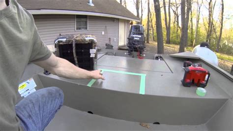 lowe boat bench seat how to install a boat seat with a removable swivel base