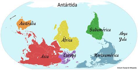 191 cu 225 ntos continentes hay en el mundo