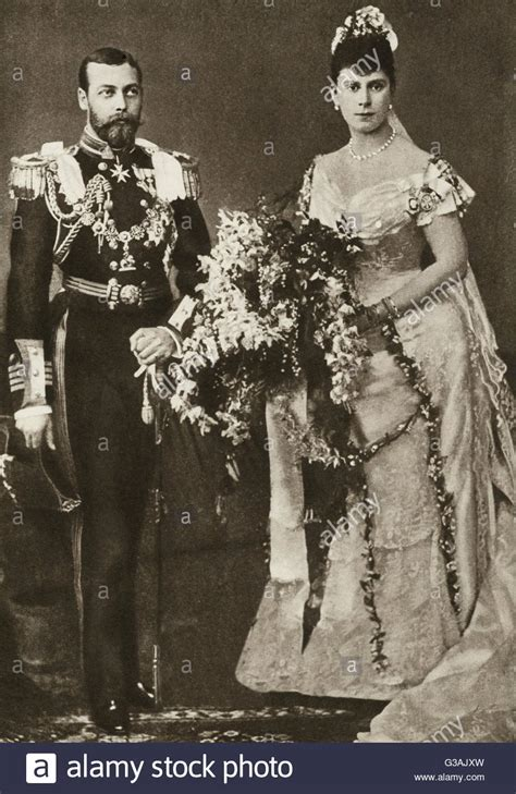 queen s braut the marriage of the duke of york and princess victoria may