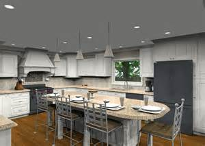 Kitchen Island Shapes Best Ideas About Kitchen Island Shapes Inspirations Also Picture Trooque