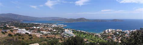 Best Shade Of Blue elounda harbour venetian saltpans in elounda koloktyha