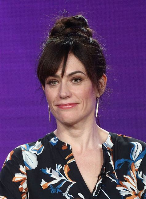 does mavgie siff wear extensions maggie siff hair looks stylebistro