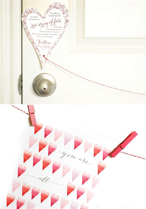A Last Bit Of Valentines by Remodelaholic All The Best Easy S Ideas In One
