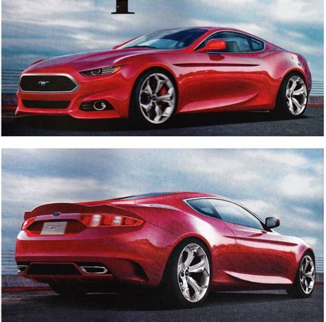 mustang 2015 concept 2015 ford mustang concept